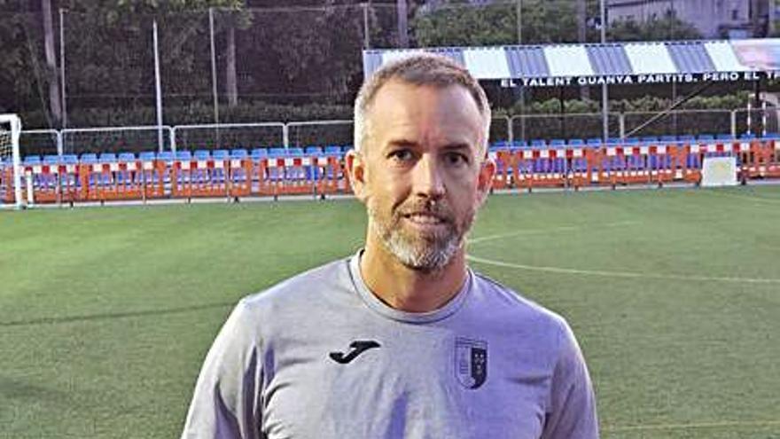 Ausias Conca se desvincula del Benirredrà CF tras 12 años en el club