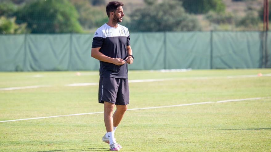 Sergio Mora: «Estoy contento porque hemos cumplido a nivel físico y técnico»