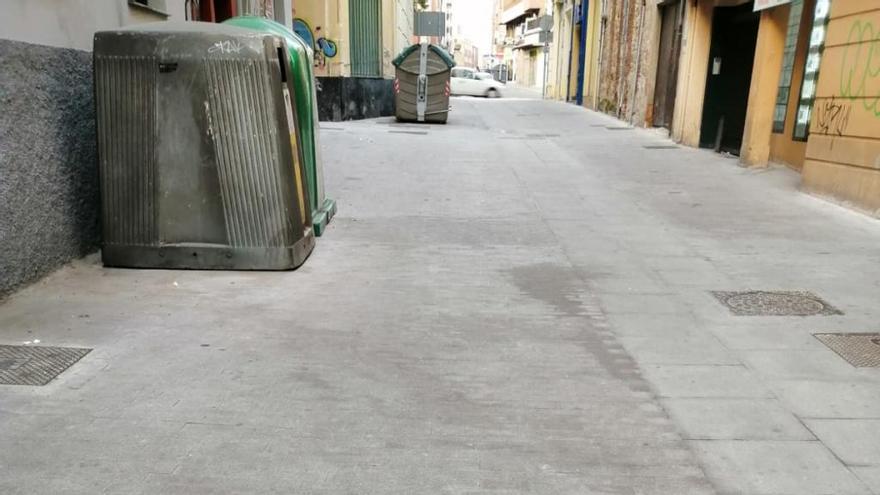 Aspecto actual de Los Lobos tras las obras.