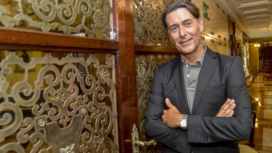 Ángel García, nuevo jefe de gabinete de Arrecife