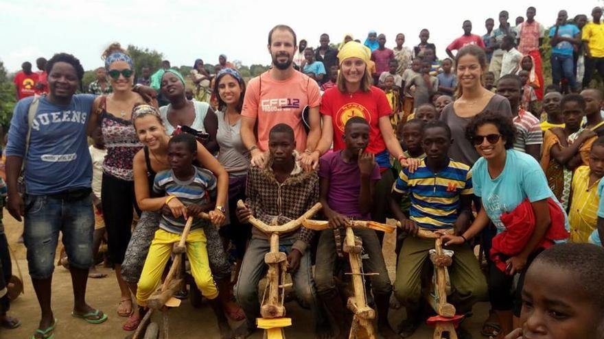 Figueres deixa petjada a Kènia a través del voluntariat