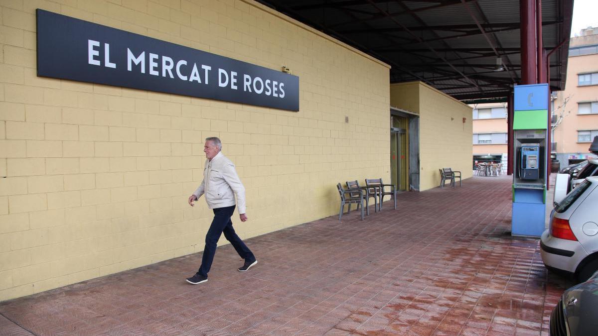 El mercat de Roses