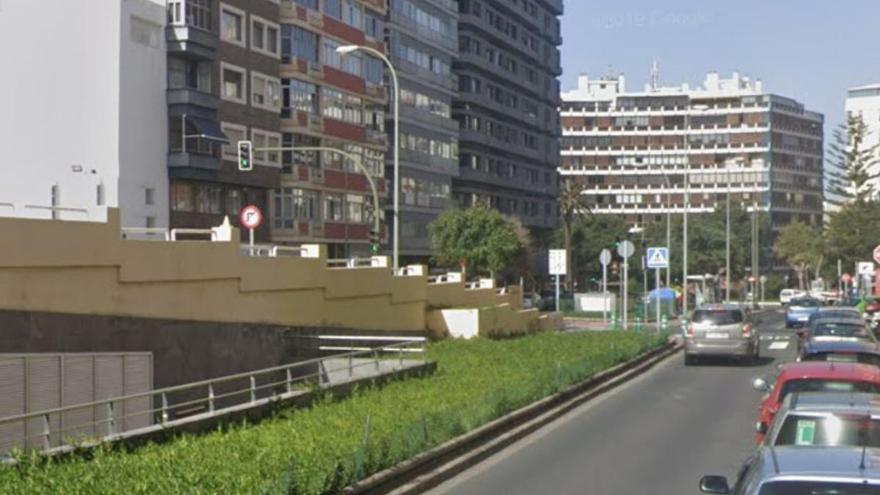 El Ayuntamiento construye el intercambiador de Concepción Arenal