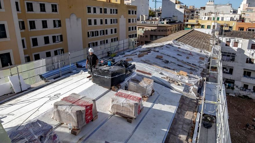 Cort invierte 3,7 millones en cuatro años en la rehabilitación de viviendas municipales