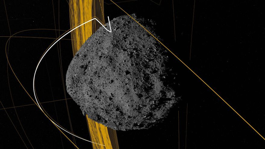 """La NASA ve una posibilidad """"extremadamente pequeña"""" de que un asteroide choque contra la Tierra en 2135"""