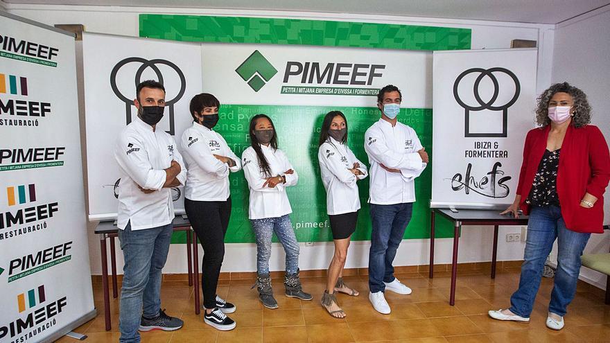 Pimeef amplía sus asociaciones con el colectivo de chefs de Ibiza y Formentera