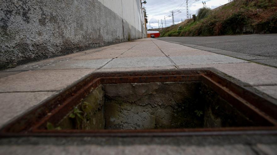 Recibe 6.200 euros del Ayuntamiento de Avilés por caer en una alcantarilla sin tapa del PEPA