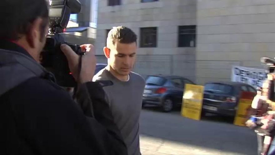 El fiscal rechaza el pacto entre Lucas Hernández y su novia