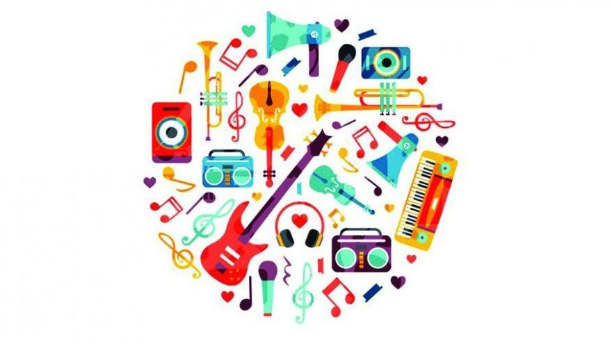 Con la música a esta parte