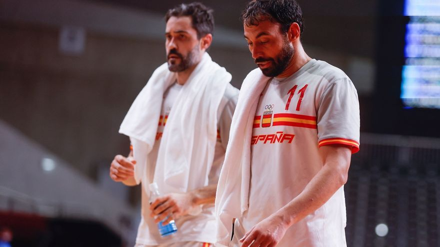 La final olímpica se le resiste a España y a Dani Sarmiento