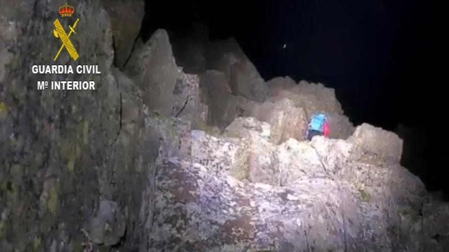 10 horas tarda la Guardia Civil en rescatar a dos montañeros en la zona de la Maladeta