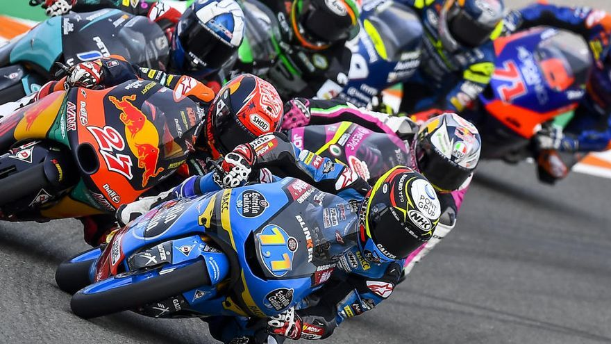 Carrera de Moto3 del GP de Portugal, en directo