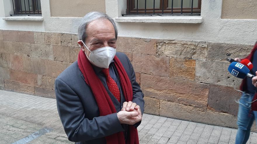 """Wenceslao López insta a Canteli a defender que la salud en pandemia es lo primero: """"Si no, mejor que se quede callado"""""""