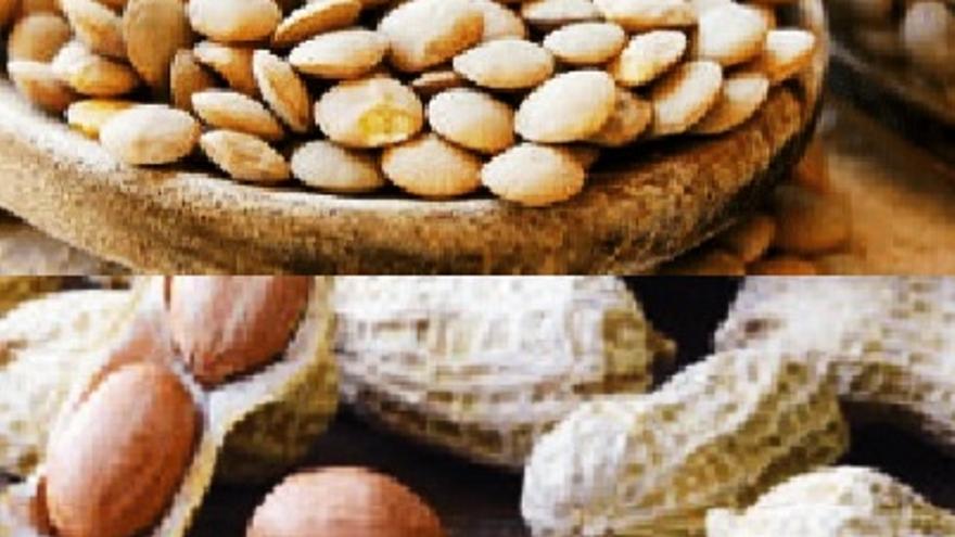 ¿Qué tienen en común las lentejas y los cacahuetes?