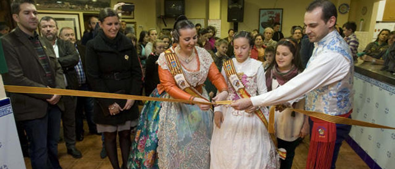 Santa Anna divulga la cultura
