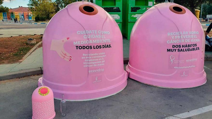 Campaña solidaria 'Recicla Vidrio por ellas' de Ecovidrio y la Fundación Sandra Ibarra