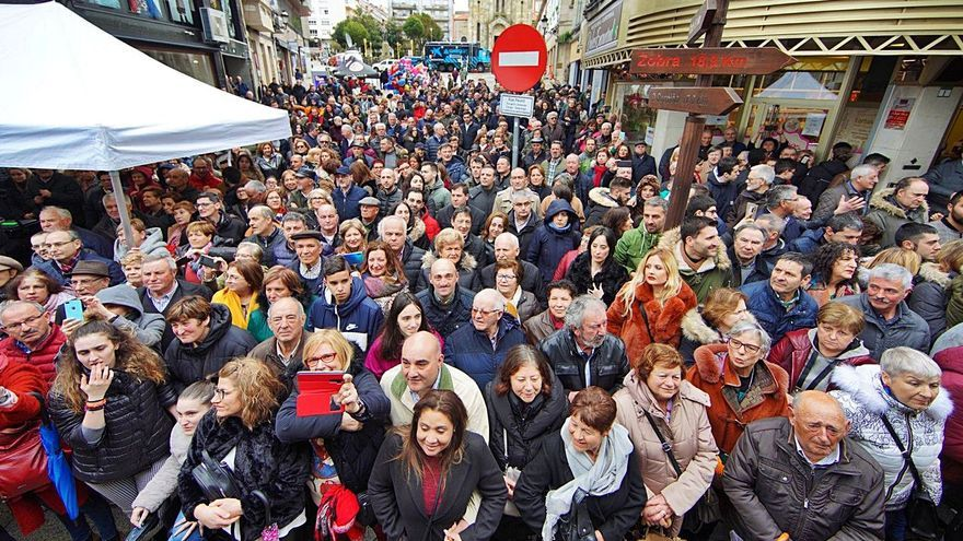 El Concello confía en una normalización de la pandemia y lleva el Cocido al 16 de mayo