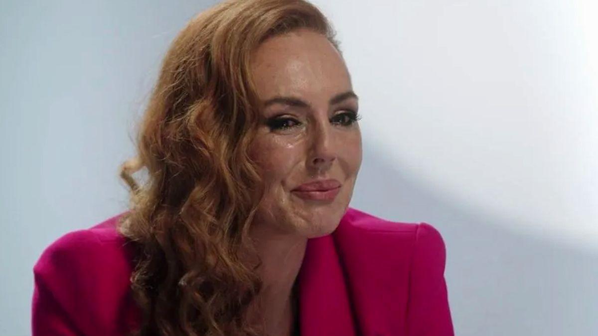 Rocío Carrasco.