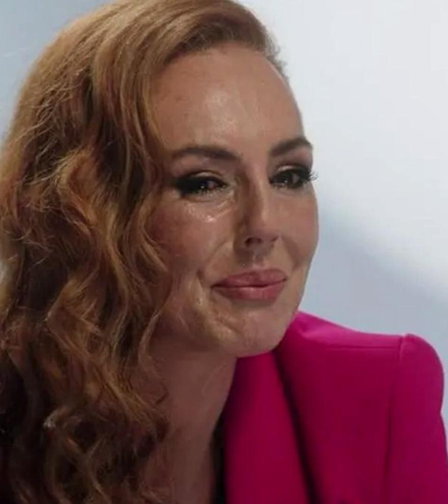 Rocío Carrasco sufrió dos ataques de ansiedad durante la grabación de su documental