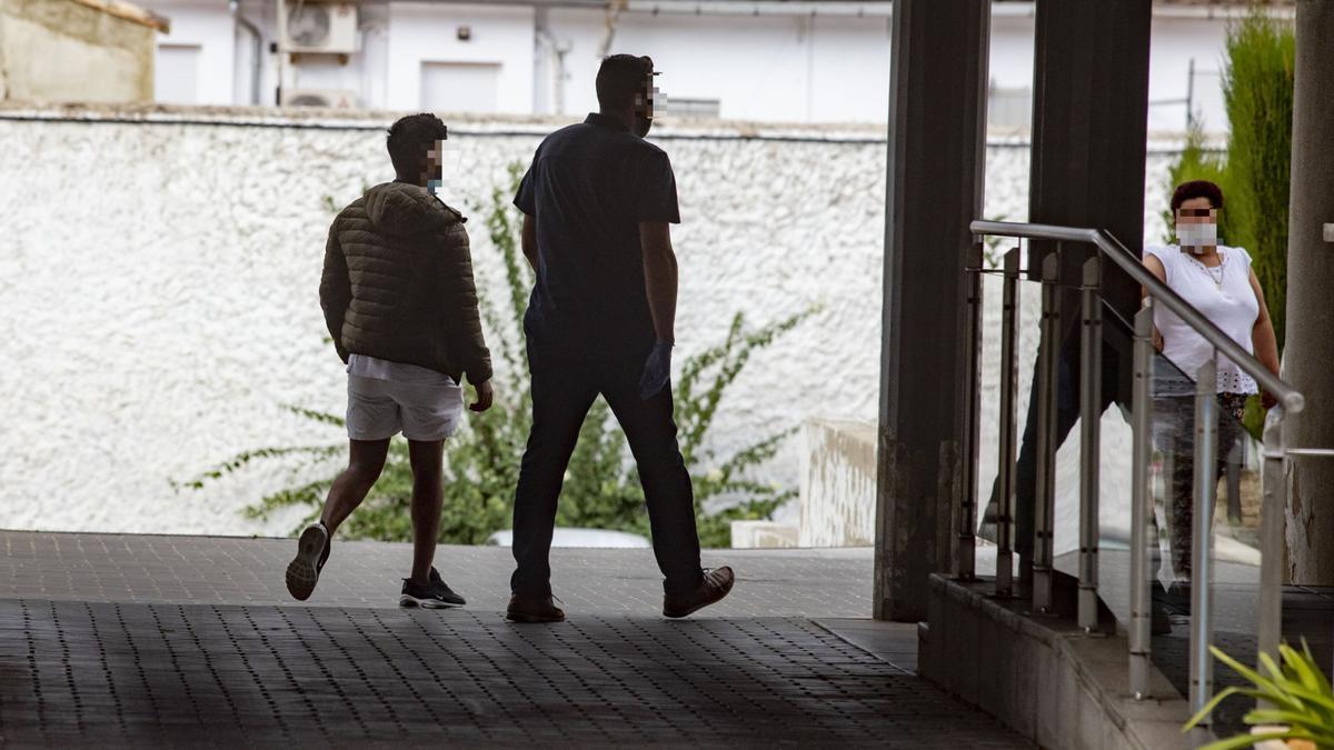En libertad uno de los detenidos por la violación grupal de una menor de 14 años en un pueblo de Valencia