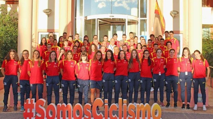 Alicante acoge con éxito la concentración del Plan Estratégico de Alto Rendimiento y Tecnificación