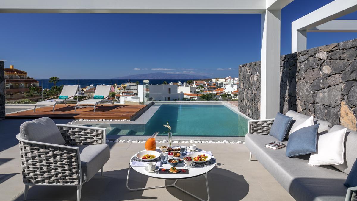 Villa de lujo del Royal Hideaway Corales Resort.