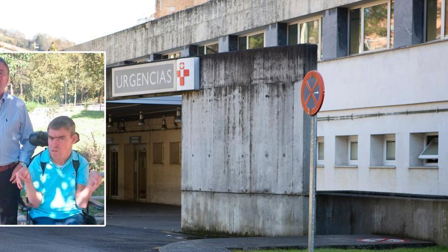 """Denuncian la """"dejadez"""" de una médica de Langreo con un paciente covid, ahora en la UCI"""