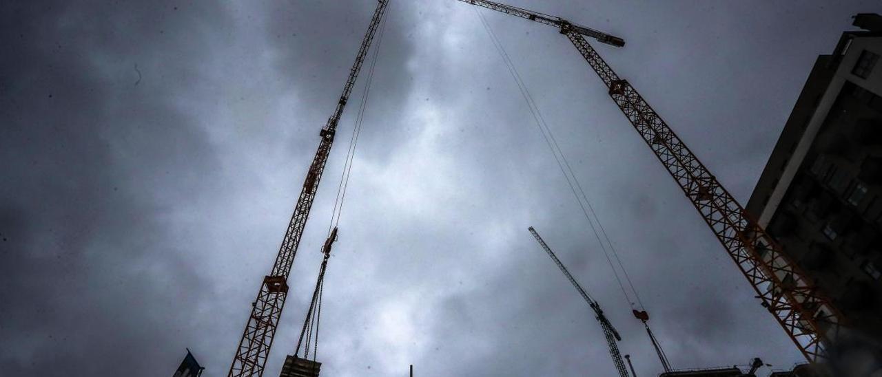 El 95 % de los edificios de nueva construcción presentan barreras