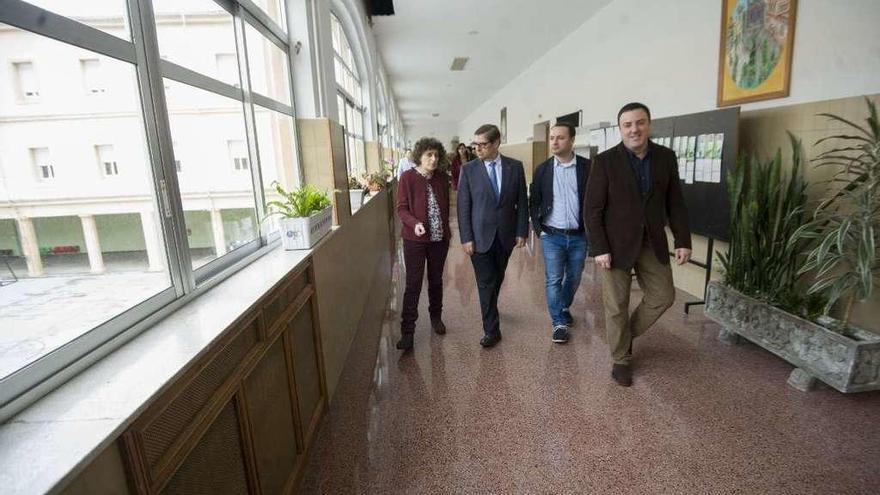 La Diputación abrirá en octubre en el Calvo Sotelo la residencia para universitarios