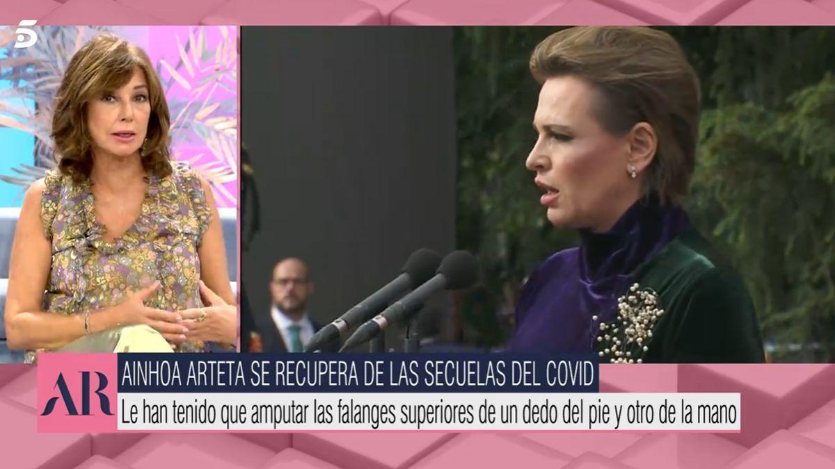 Ana Rosa Quintana.