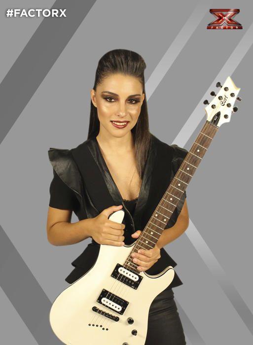 Las mejores fotos de la valenciana Elena Farga en Factor X
