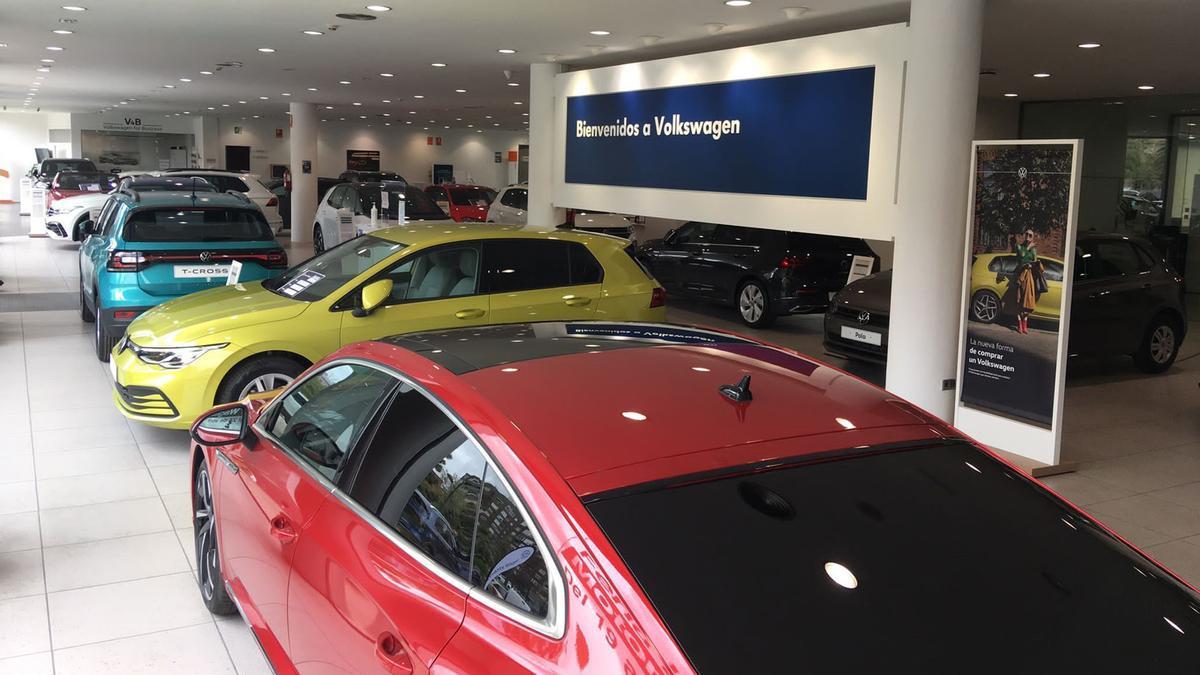 La Feria Levante Motor Wagen abre sus puertas hasta el próximo sábado 24 de abril.