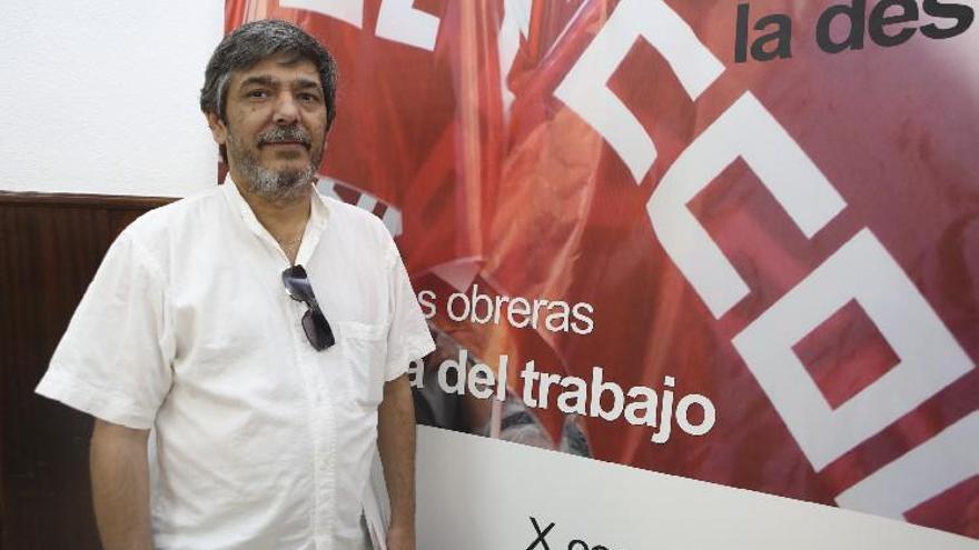 Fallece Carmelo Jorge, exsecretario general de Comisiones Obreras Canarias