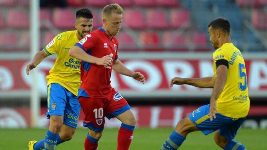 LaLiga 123: Los goles del Numancia - UD Las Palmas (1-1)