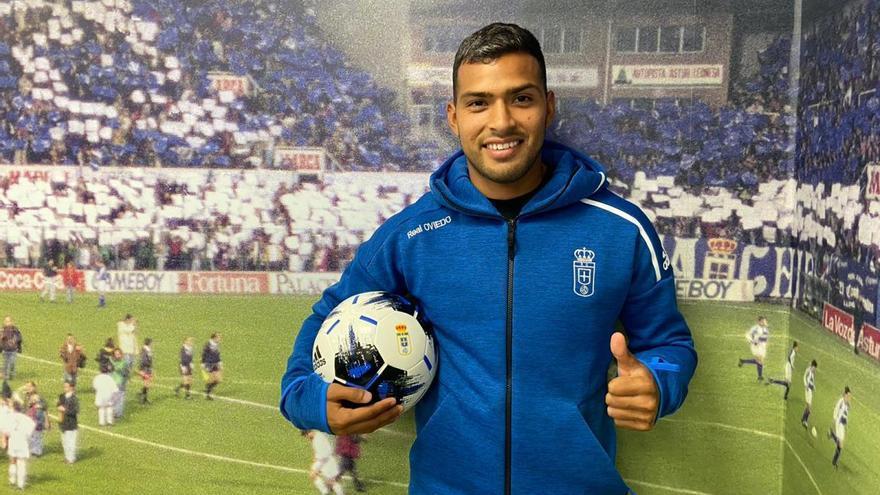 Nahuel, cedido al Real Oviedo