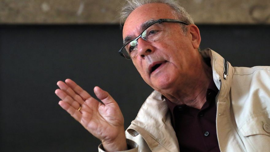 Juan José Millás, primer invitado de la Cátedra de Cine de Avilés