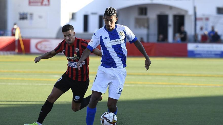 """César Moreno: """"El Hércules real es el que empezó la liga como un cohete"""""""