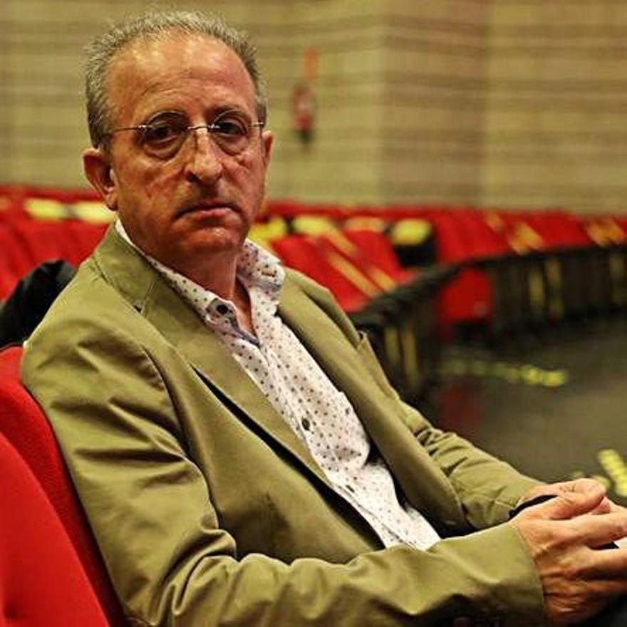 Abilio Álvaro Azofra.   Ricardo Solís