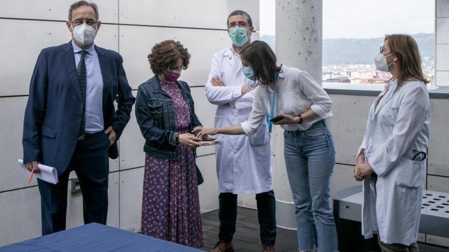 La Inteligencia Artificial monitorizará la salud de 'supervivientes' de cáncer de Ourense