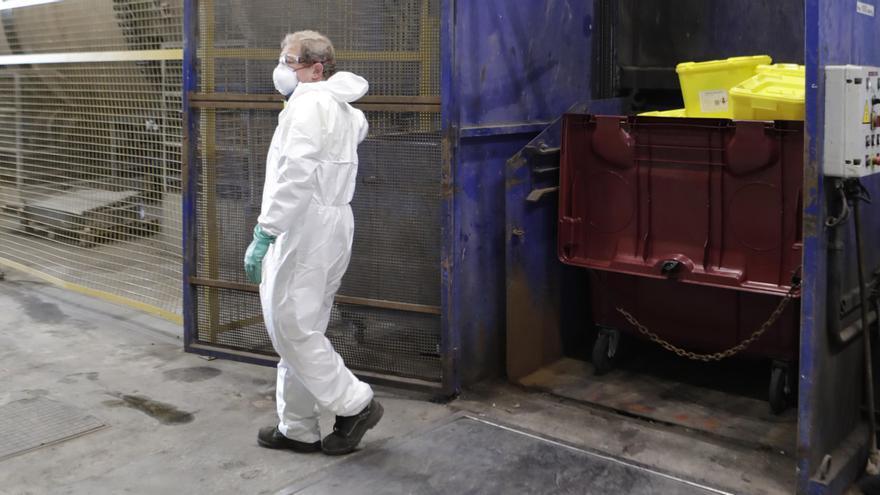 Los héroes que borraron el rastro de la pandemia
