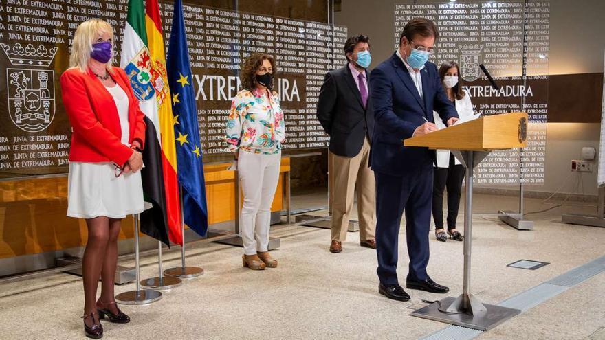 Extremadura se compromete a transitar por el camino de la igualdad