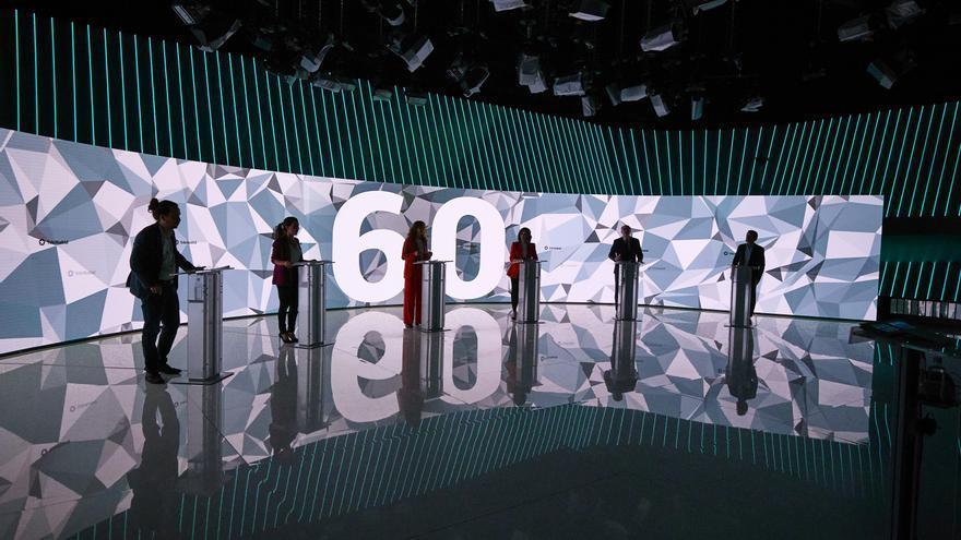 Las frases del debate de los candidatos a la Comunidad de Madrid