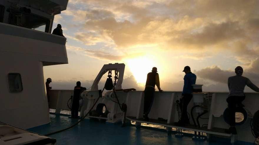 Los atuneros regresan a Seychelles casi mes y medio después tras la rúbrica del acuerdo