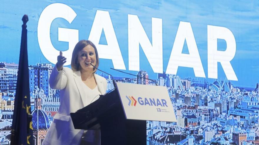 María José Catalá, elegida presidenta del PP de València con el 98,5% de los votos
