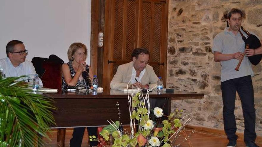 María Jesús Otero reivindica los mismos derechos para los habitantes rurales
