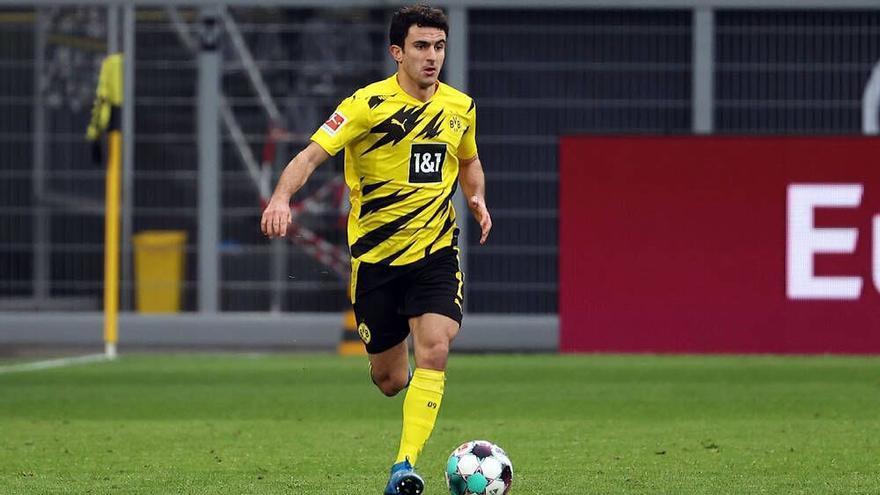 El mallorquín Mateu Morey recibe la llamada de la selección sub-21