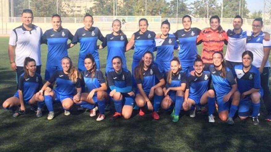 Retiran tres puntos al Alzira femenino por alineación indebida ante el Aspe