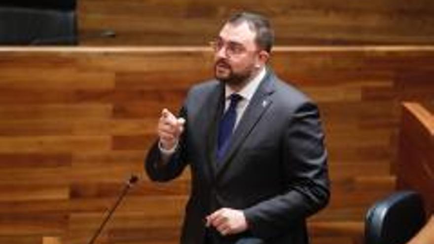 Barbón cifra en 280 millones la cantidad que Asturias recibirá del fondo estatal de compensación