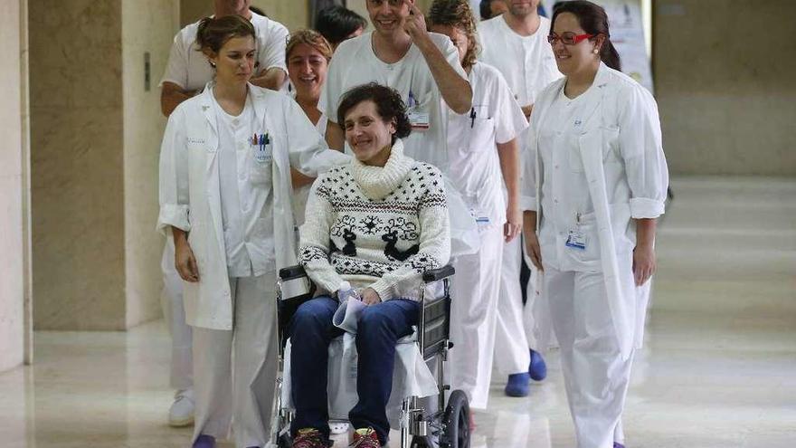 Archivada la causa por el contagio de ébola de la gallega Teresa Romero