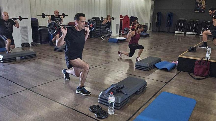 Els gimnasos preveuen un escàs impacte de les noves mesures anticovid